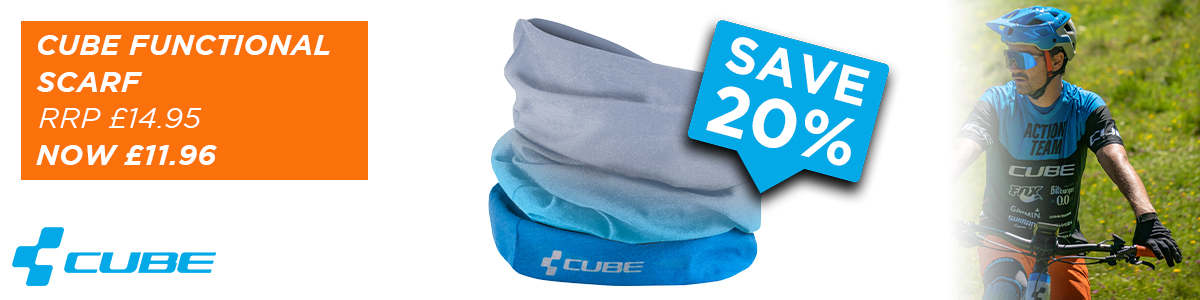 Cube Functional Scarf