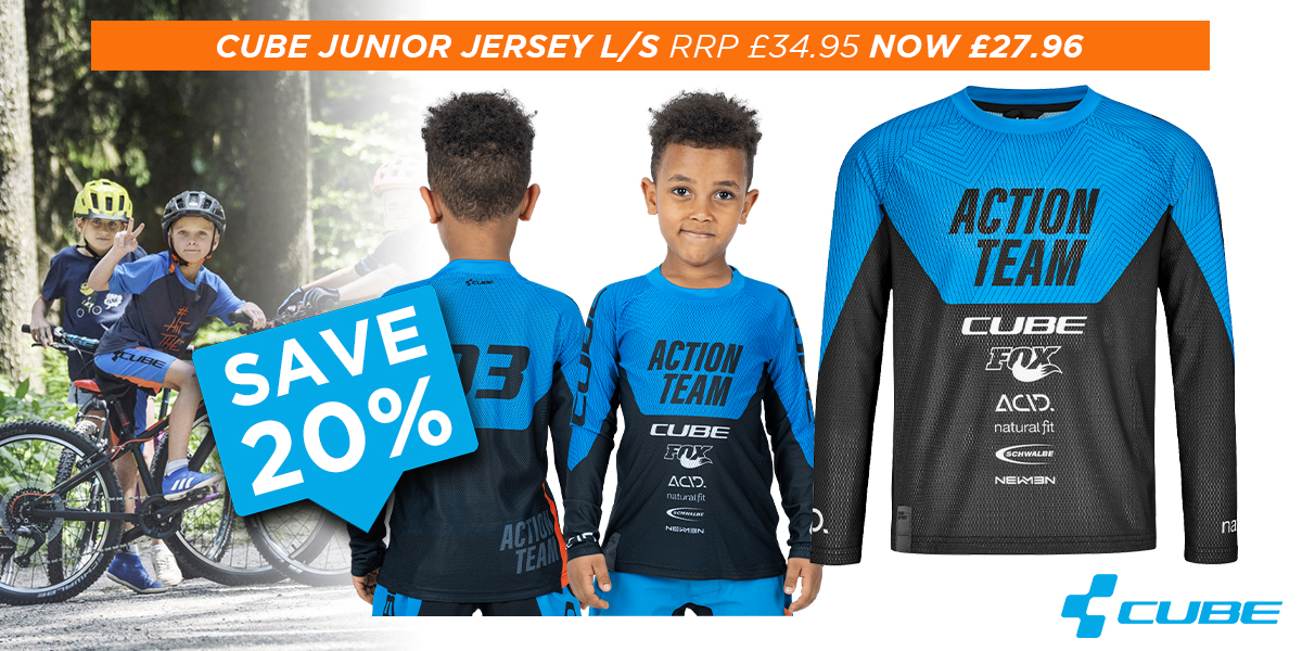 Cube Junior Jersey SS