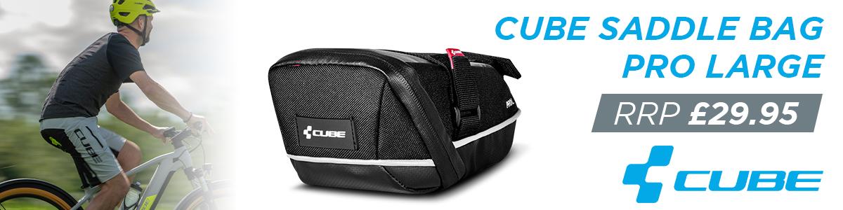 Cube Saddle Bag Pro Large