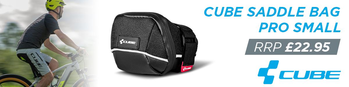 Cube Pro Small Saddle Bag