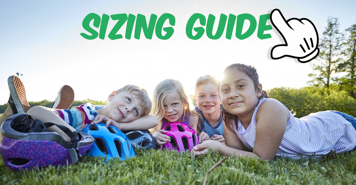 Wheelbase Kid's Bikes Sizing Guide