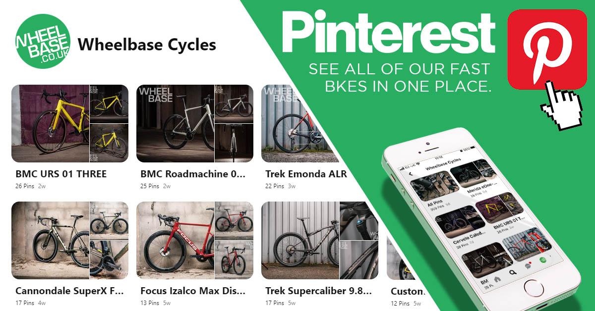 Fast Bikes at Wheelbase