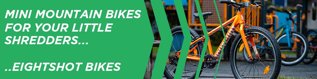 Eightshot Childrens Bikes