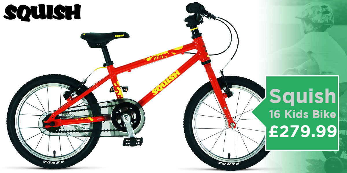 Squish 16 Kids Bike