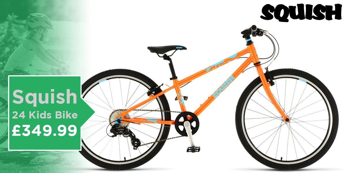 Squish 24 Kids Bike