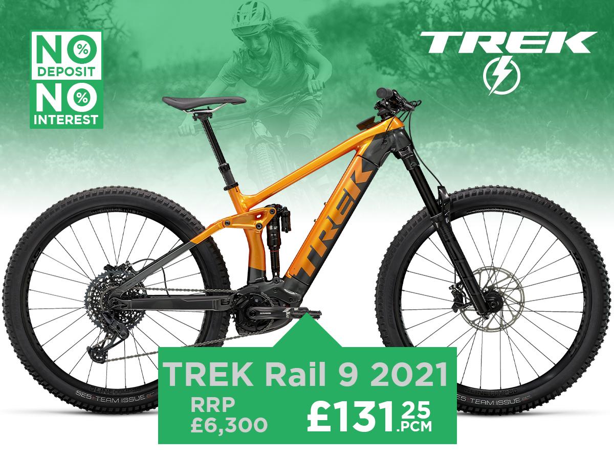 Trek Rail 9 2021