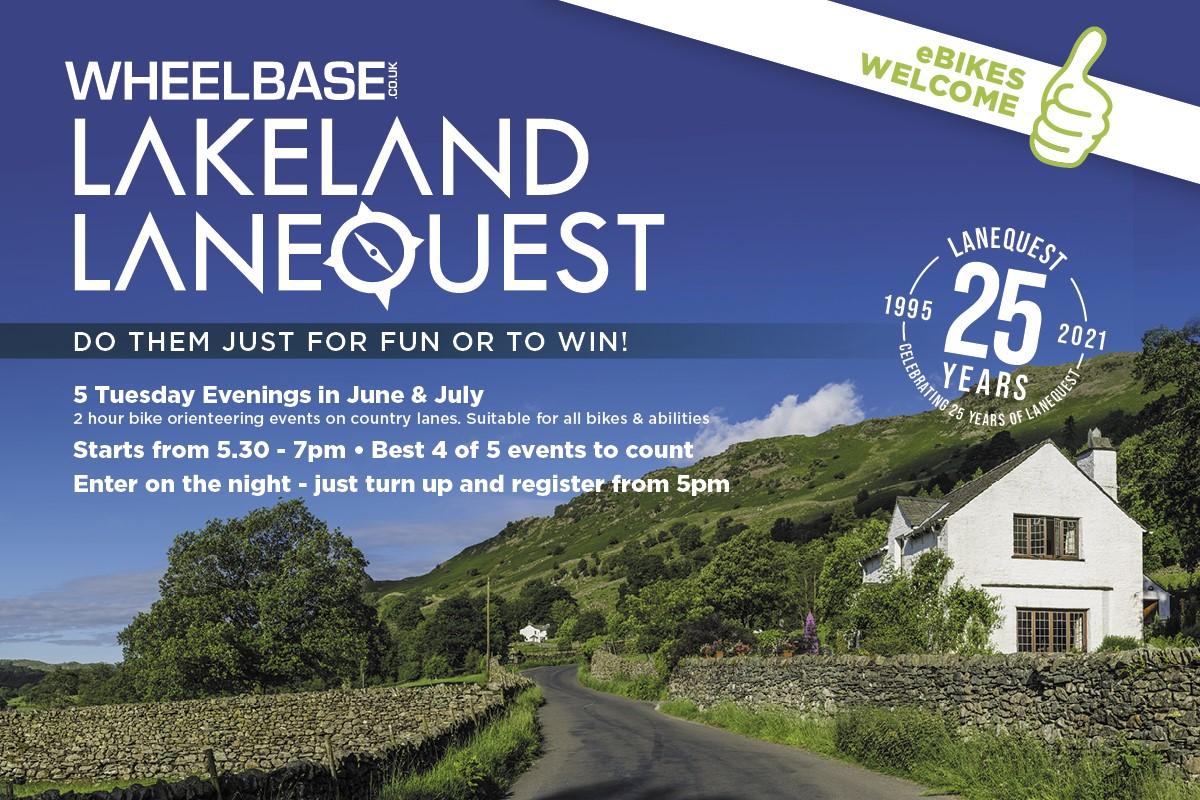 Wheelbase Lakeland Lanequest