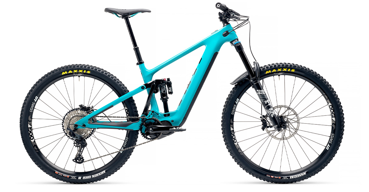 Yeti 160-E C1 Turquoise