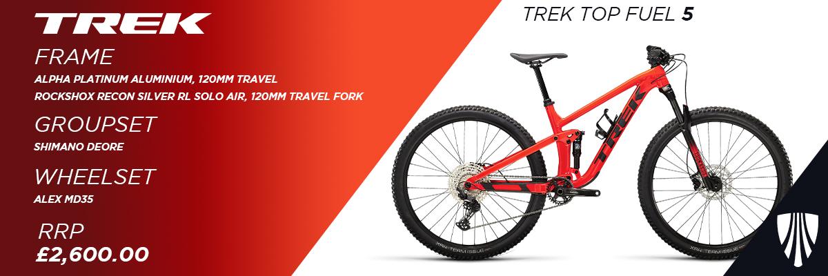 Trek Top Fuel 5 2022