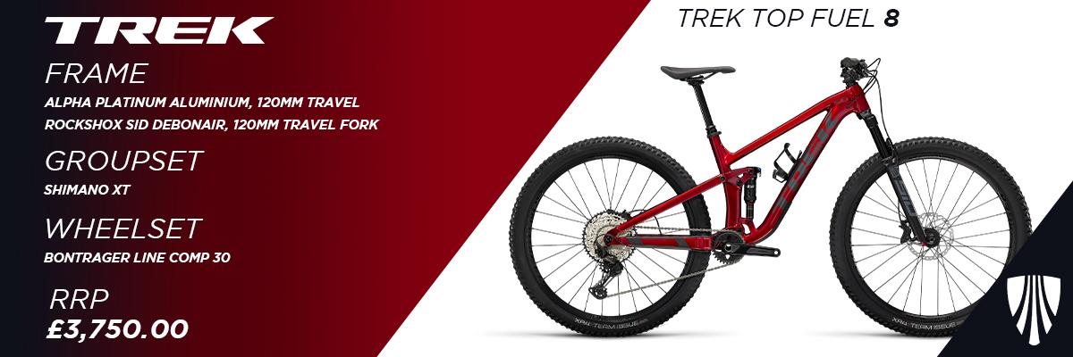 Trek Top Fuel 8 2022