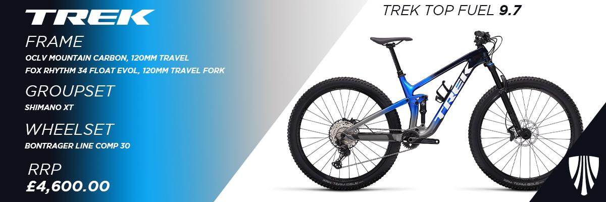 Trek Top Fuel 9.7 2022