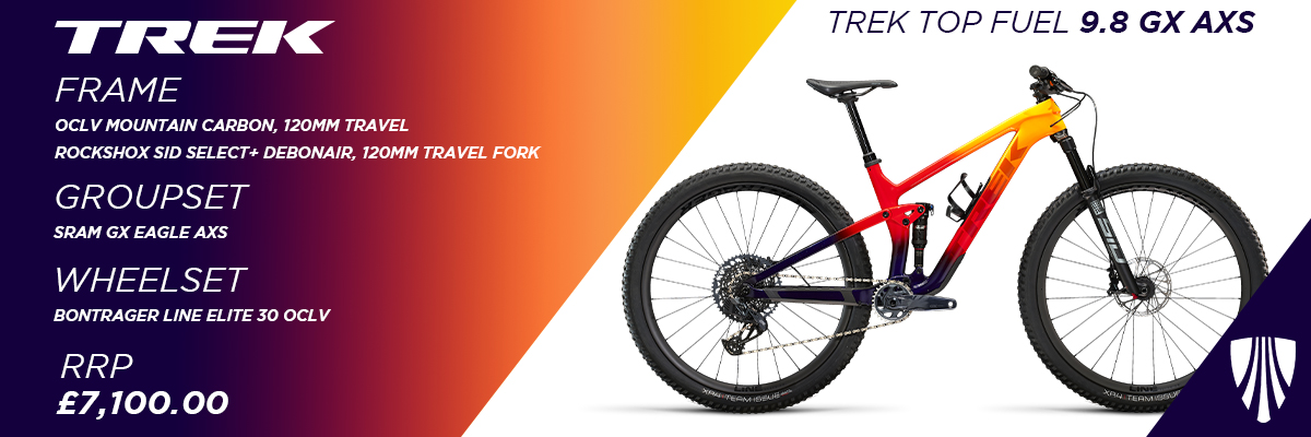 Trek Top Fuel 9.8 GX AXS 2022