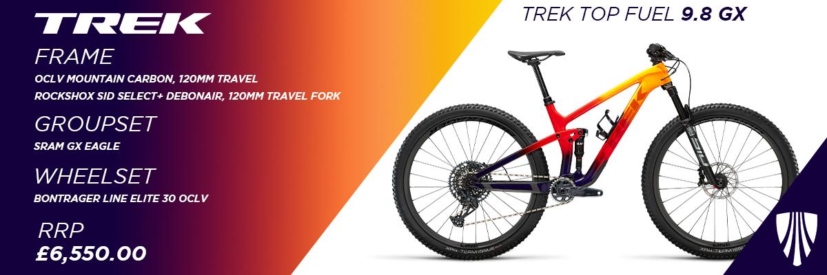 Trek Top Fuel 9.8 GX 2022