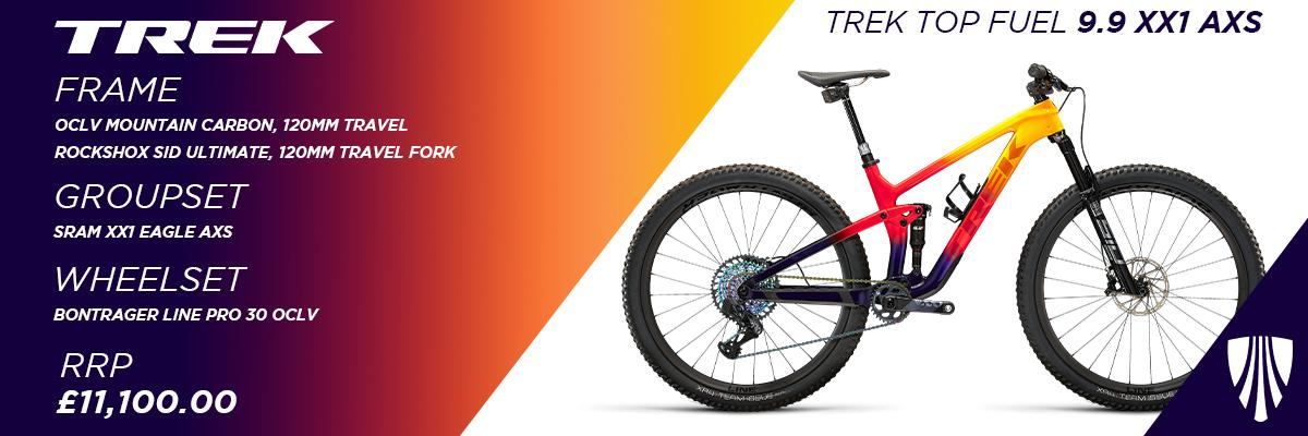 Trek Top Fuel 9.9 XX1 AXS 2022