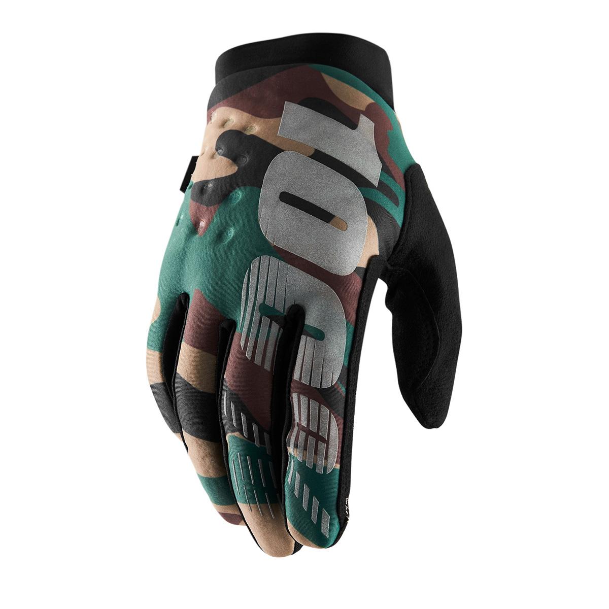 100% Brisker Glove | Wheelbase
