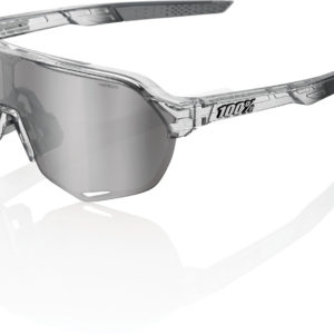100% S2 Glasses : Polished Translucent Grey