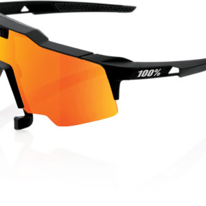 100% Speedcraft Air Glasses : Soft Black