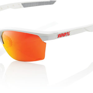 100% Sportcoupe Glasses : Matt White