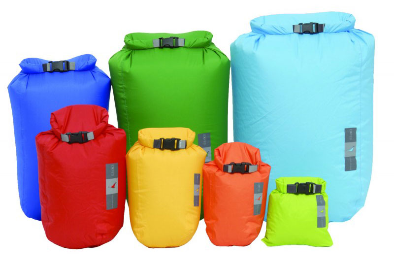 Exped Fold Drybag : Bright