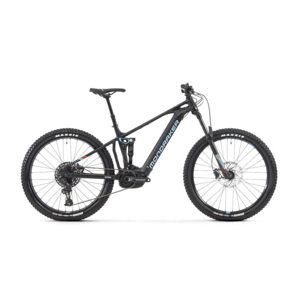 2020 Mondraker Chaser 29 : Black/LightBlue/FlameRed : Small