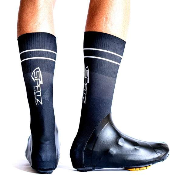 Spatz Windsock Shoe Covers Black : Large/X-Large