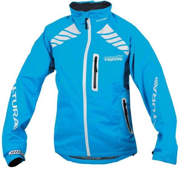 Altura Women's Night Vision Evo Jacket - Blue - 8
