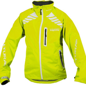 Altura Women's Night Vision Evo Jacket - Yellow - 8