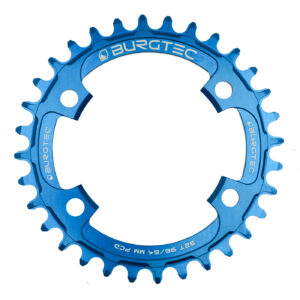 Burgtec 96/64MM PCD Thick Thin Chainring