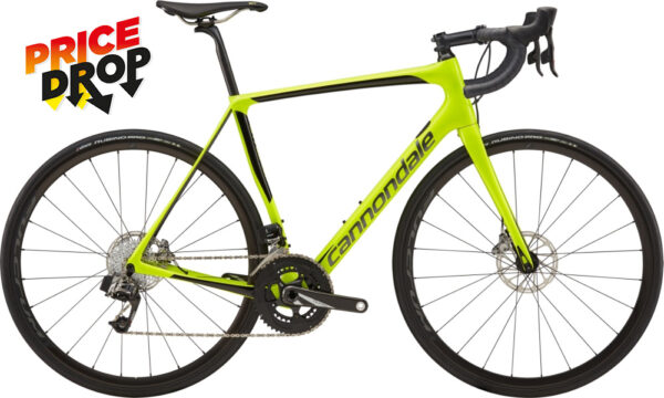 2019 Cannondale Synapse Carbon Disc Red eTap : VLT : 56cm