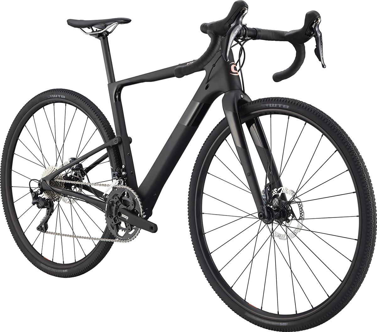 6265636c7e3 Cannondale Womens Topstone Carbon Ultegra RX 2 2020 | Wheelbase