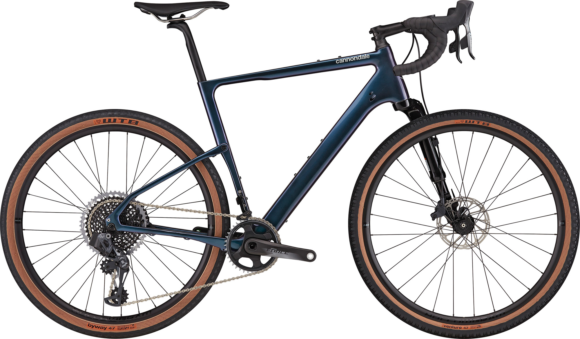 2021 Cannondale Topstone 650 Crb Lefty 1 : Chameleon : Small