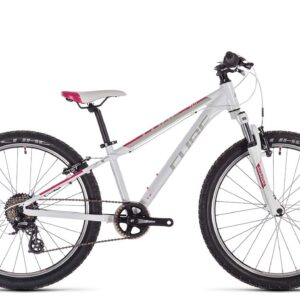 2020 Cube Access 240 : White/Red/Coral : 24""