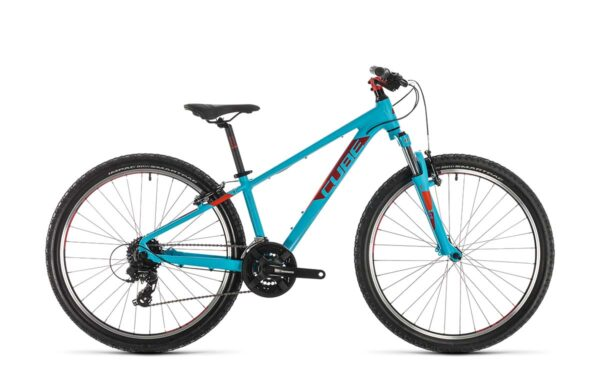 2020 Cube Acid 260 : Blue/Red : 26""