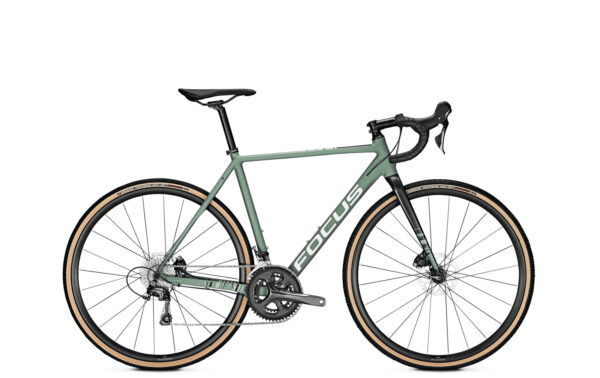 2020 Focus Mares 6.8 : Mineral Green : Large
