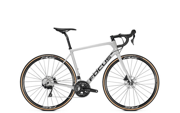 2020 Focus Paralane 8.7 : Light Grey : Small