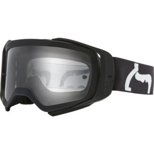 Fox Airspace II Prix Goggle : Flame Red : OS