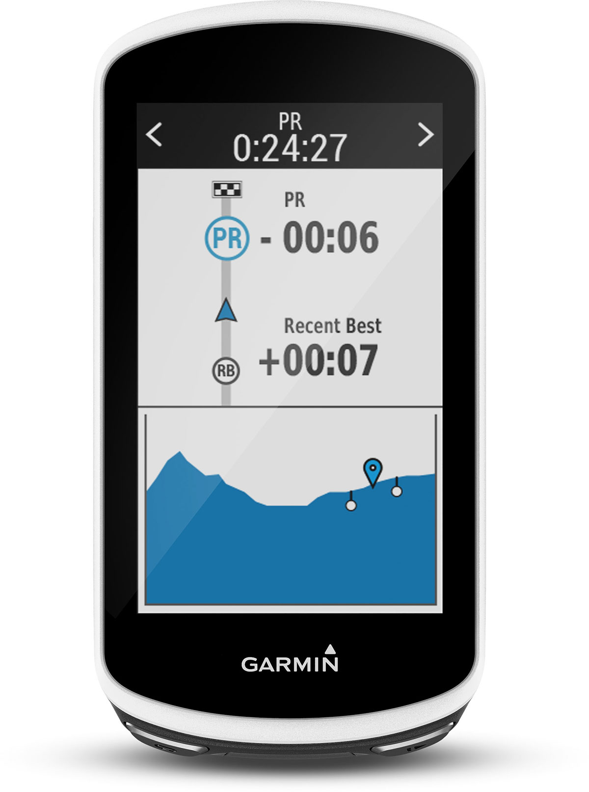 Garmin Edge 1030 GPS Enabled Computer : Unit only