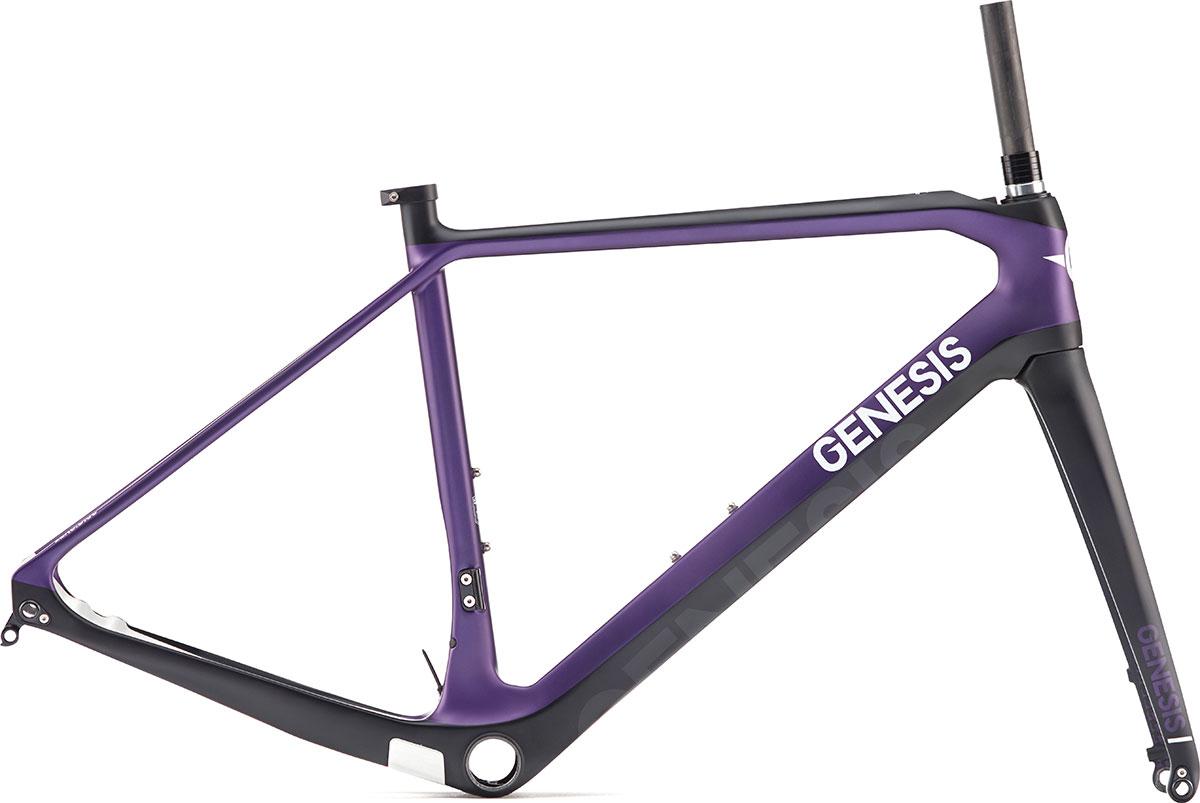2018 genesis bikes. fine bikes genesis womens zero disc frameset 2018 for genesis bikes s