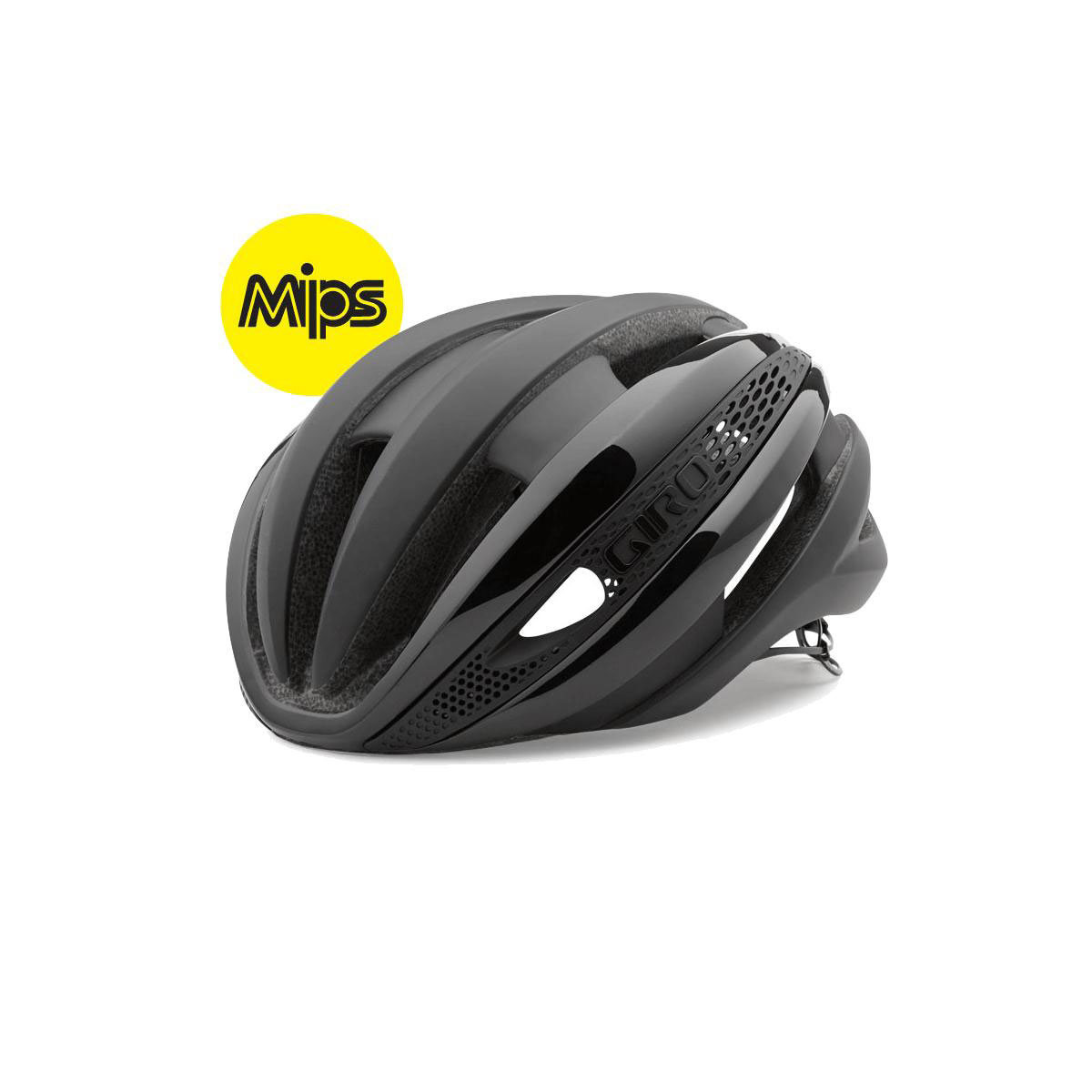 Giro Synthe Mips : Matt Black