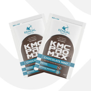 KMC Pro Mix : Chocolate Mint Protein Packed Recovery Powder