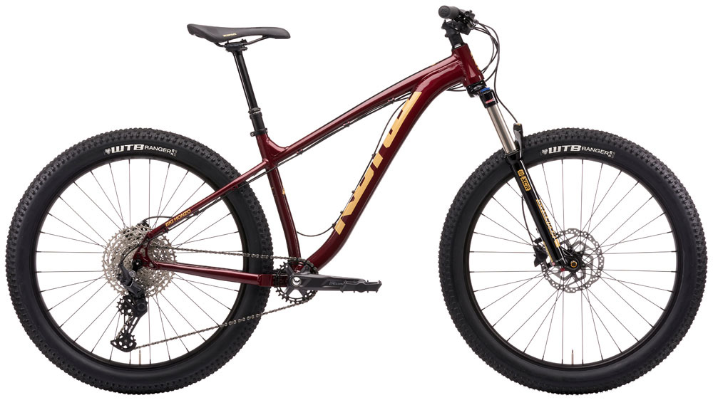 2021 Kona Big Honzo : Gloss Metallic Pinot Noir : Large