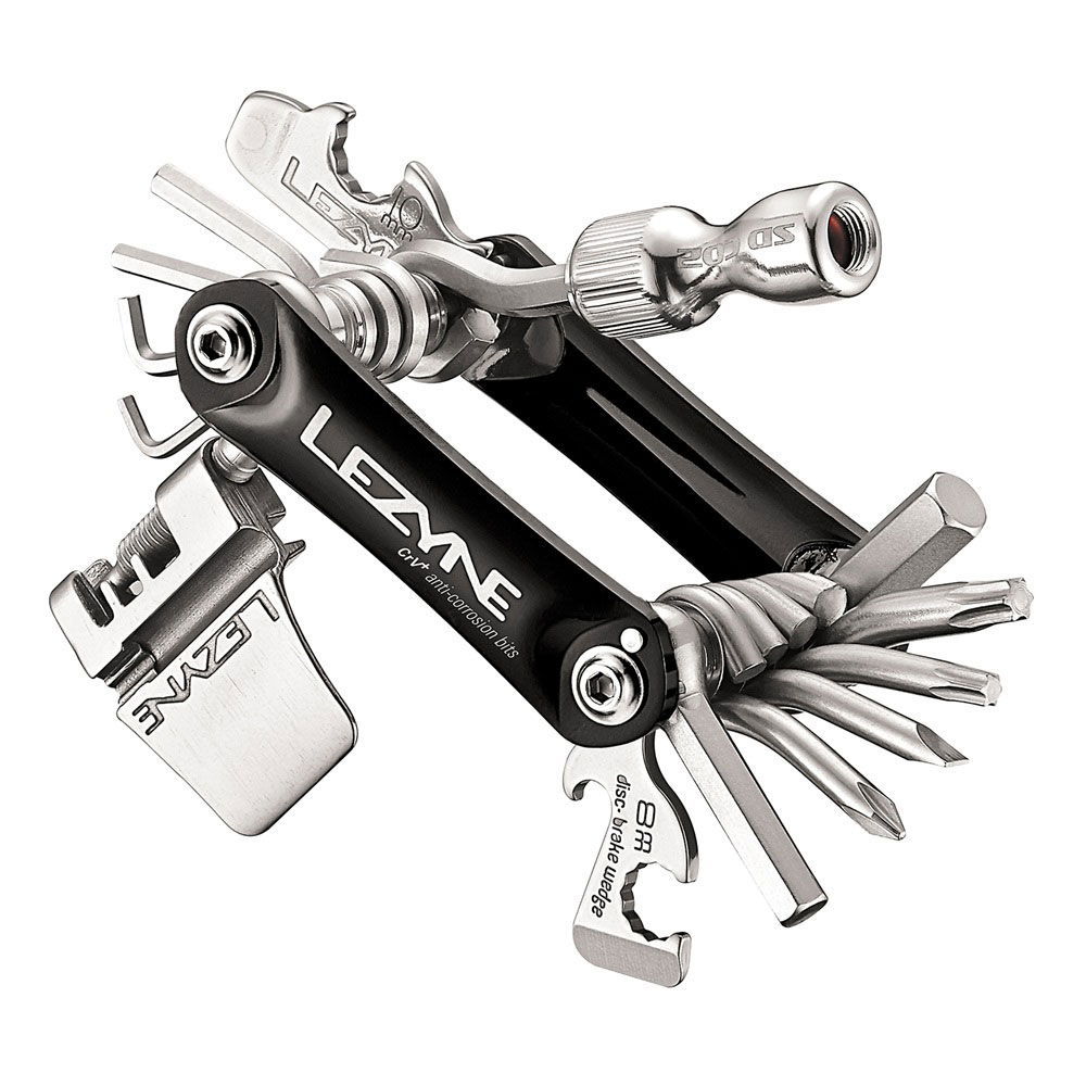 Lezyne Rap 15 Co2 Tools