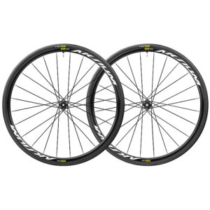 Mavic Aksium Elite Disc UST 2019