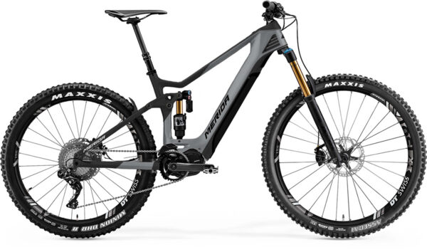 2020 Merida eOne Sixty 9000 : Gloss Dark Grey/Matt Black : Medium