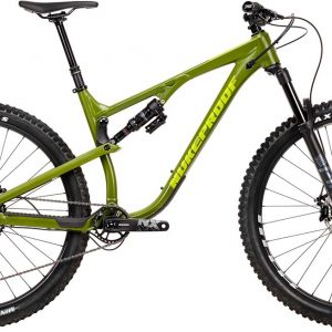 2020 Nukeproof Reactor 290 Expert NX Eagle: Military Green/Green : Medium