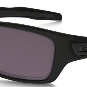Oakley Turbine S Matt Black With Prizm Daily Polished : Youth