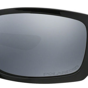 Oakley Fives Squared : Polished Black : Black Iridium Polarized