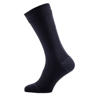 Sealskinz Road Thin Mid Hydrostop Socks
