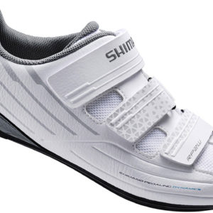 Shimano RP2 Womens SPD-SL Shoes : White