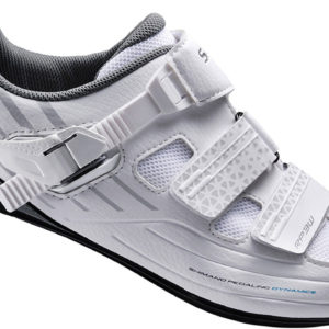 Shimano RP3 Womens SPD-SL Shoes : White
